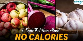 8 Foods That Have Almost No Calories