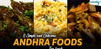 8 Simple And Delicious Andhra Foods For Lunch