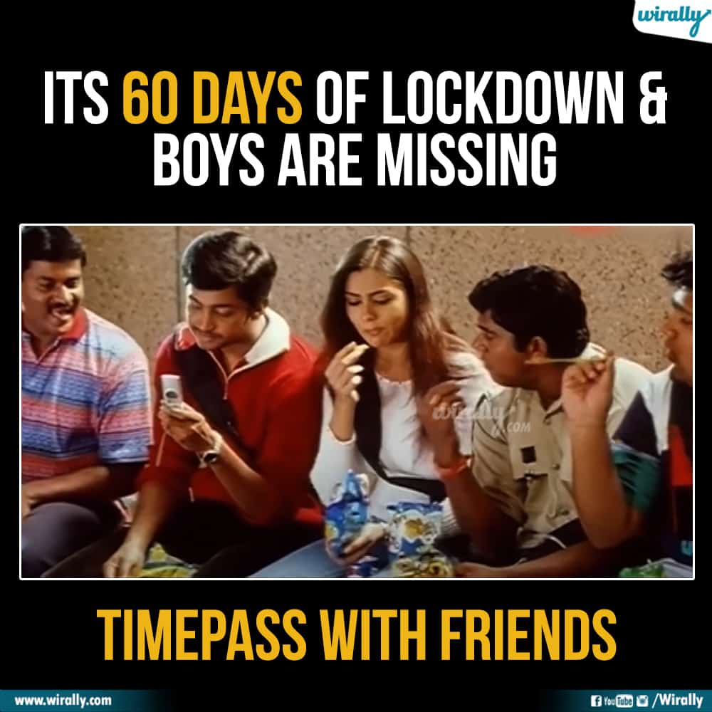8 Timepass With Friends