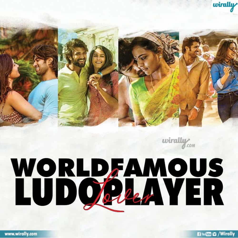 9 World Famous Lover