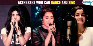 Actresses Who Can Dance And Sing