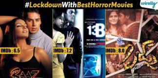 Alltime Indian Horror Thriller Movies