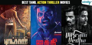 Best Tamil Action Thriller Movies