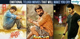 Emotional Telugu Movies That Will Make You Cry
