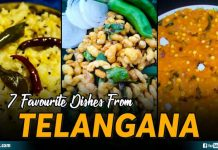 Favourite Dishes From Telangana