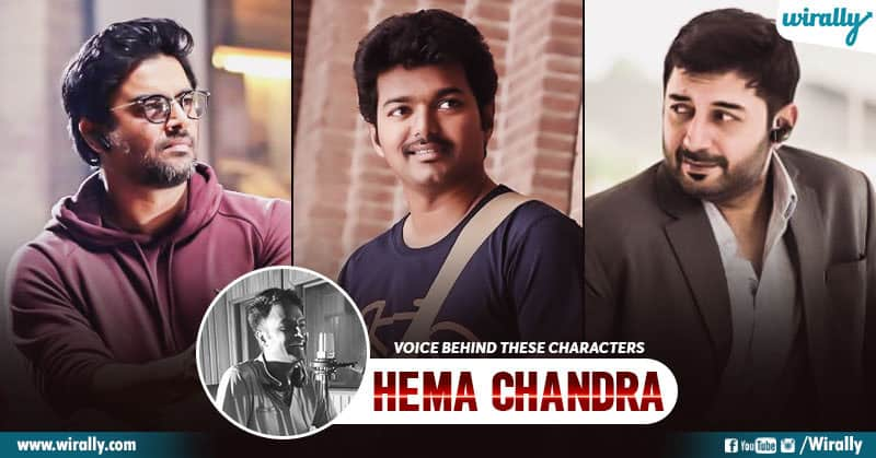 Hema Chandra The Singer You Know But The Dubbing Artist You Don T Wirally