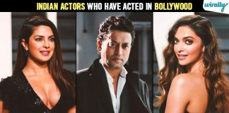 Indian Actors Who Have Acted In Bollywood