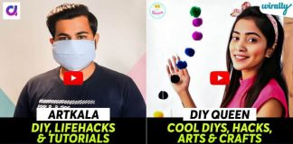 Indian Diy Youtube Channels
