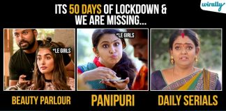 It Is 45 Days Of Lockdown & I Am Missing Ft Telugu State Girls