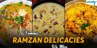 Ramzan Delicacies