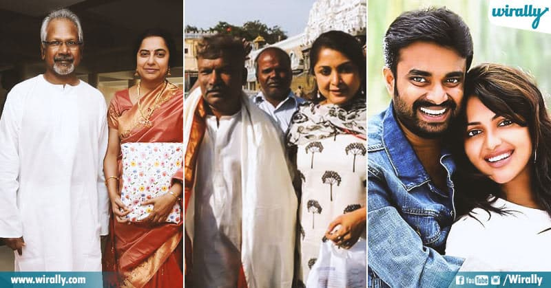 Take A Look At These 10 South Indian Actresses Who Got Married To Directors Wirally