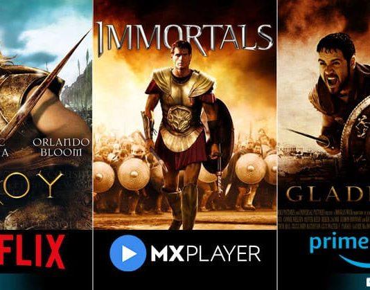 Troy To Gladiator