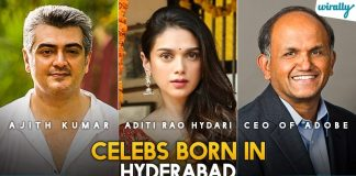 We Bet You Didnot Know That These Celebs Are Actually Hyderabad Born (1)