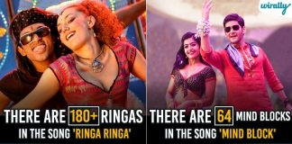We Have Counted Number Of Repeating Words In These Tollywood Songs On Our Followers Request
