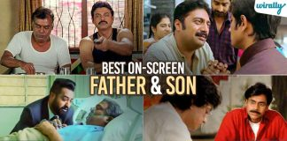 Father Son Tollywood