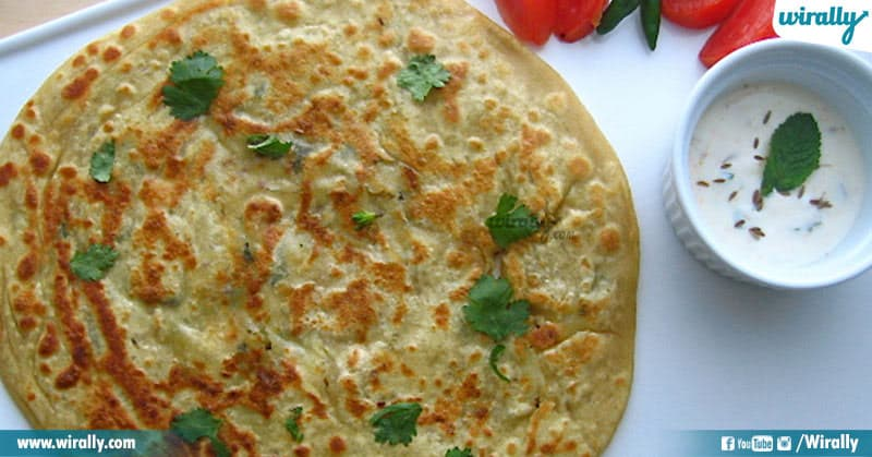 1 12 Indian Parathas Everyone Loves