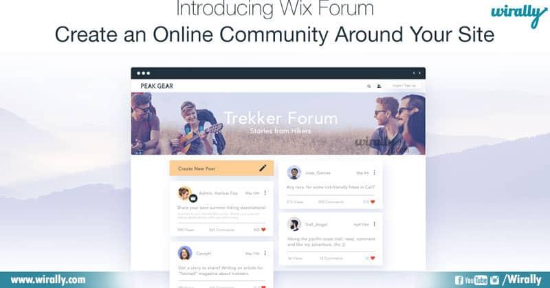 Wix Forum
