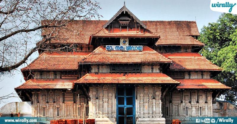 10 Maha Shiva Temples In India