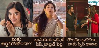 10 One Liners Of Our Tollywood Heroines That Became Instantly Famous