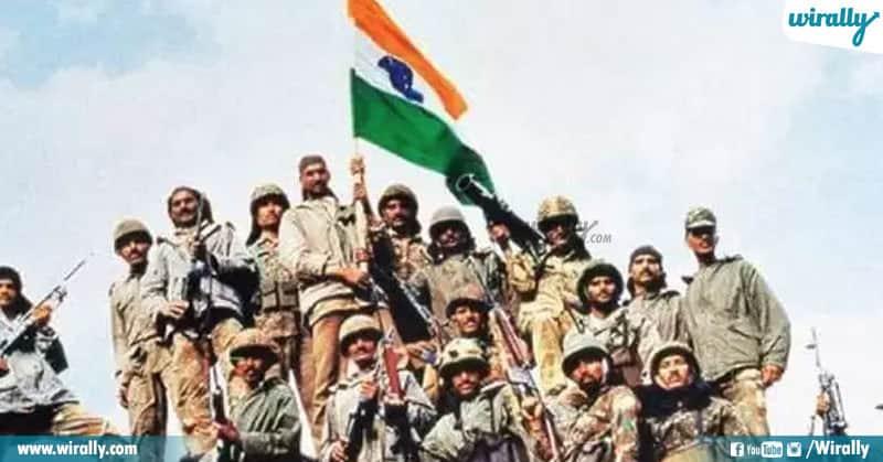 11 Kargil War