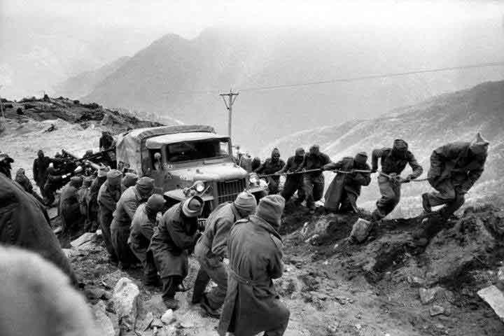 11. India China War 1962 Rare Pics