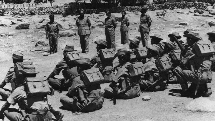 14. India China War 1962 Rare Pics