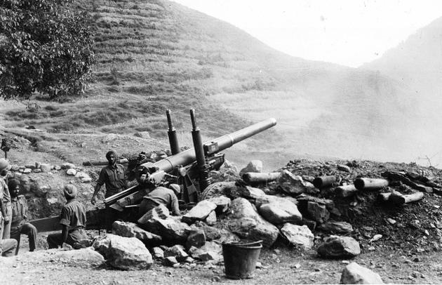 15. India China War 1962 Rare Pics