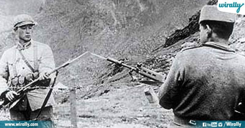 3 India China War 1962
