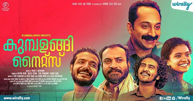 Kumbalgini Nights (Malayalam)