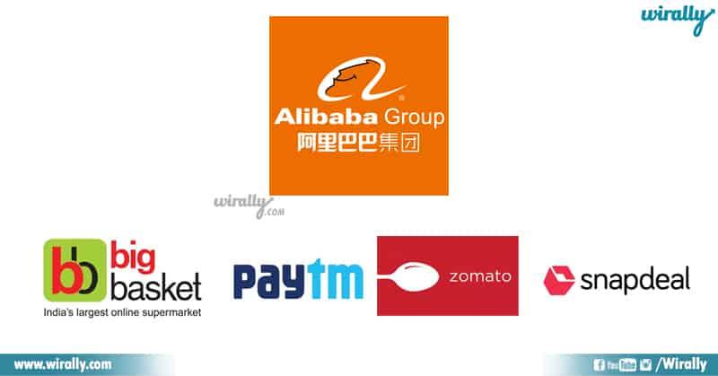 3 Alibaba