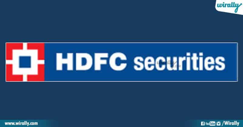 HDFC Securities Demat Account