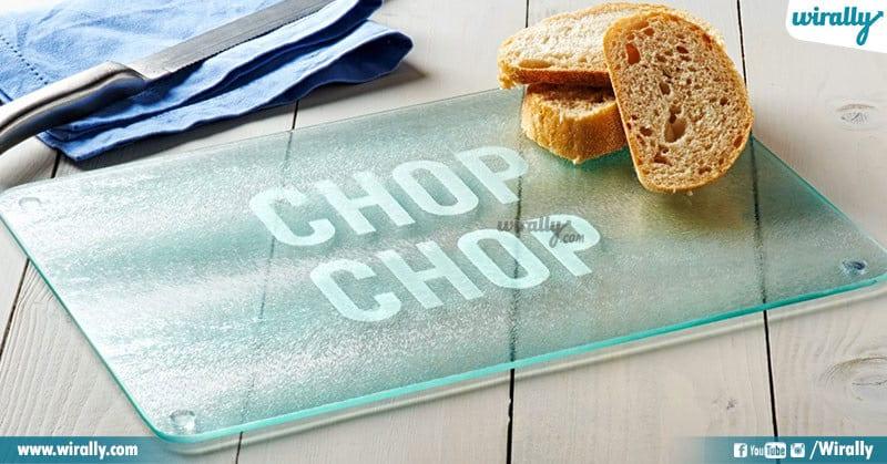 4 Chopping Boards