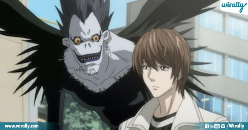 4 Death Note