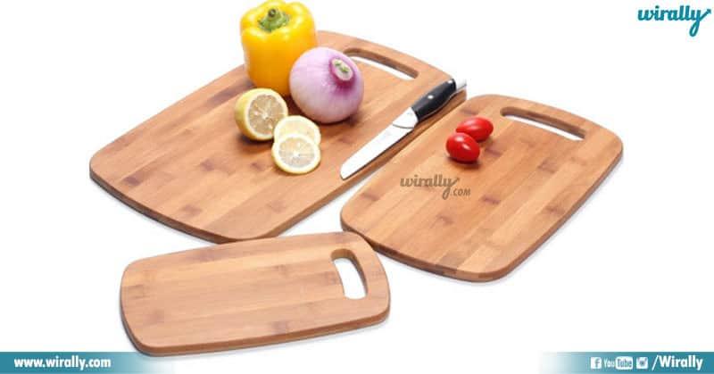 5 Chopping Boards