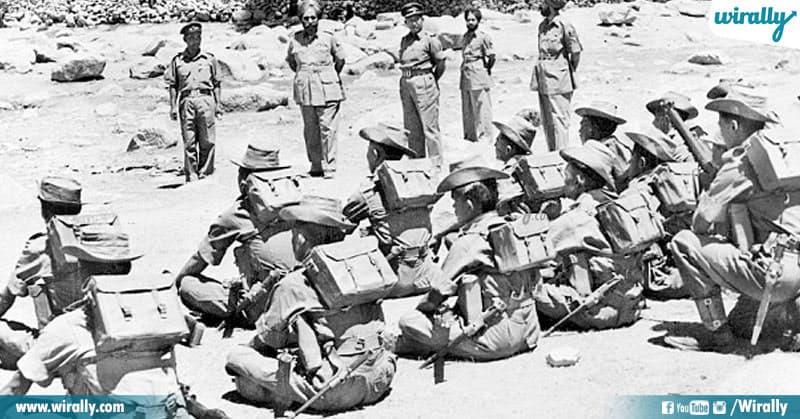 5 India China War 1962