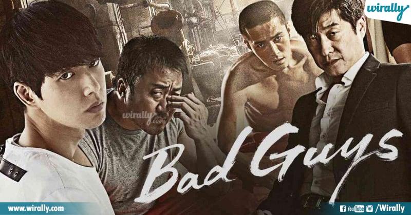 5 Bad Guys