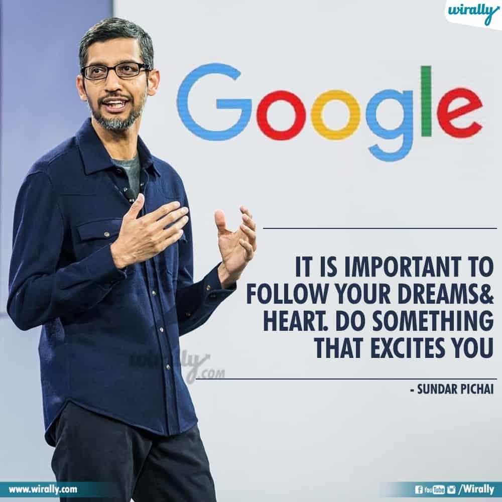 5 Google Quotes