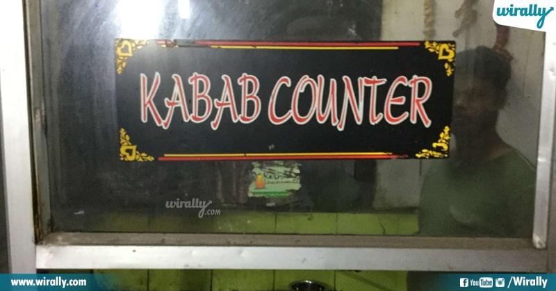 5 Kabab