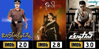 50 Worst Rated Telugu Movies According To Imdb & We Dare You To Watch Them If You Can 1