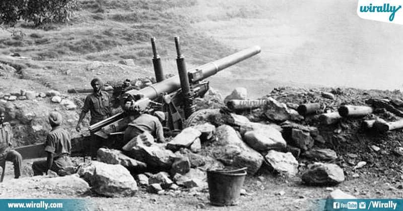 6 India China War 1962