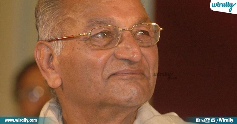 6 Gummadi Venkateshawa Rao