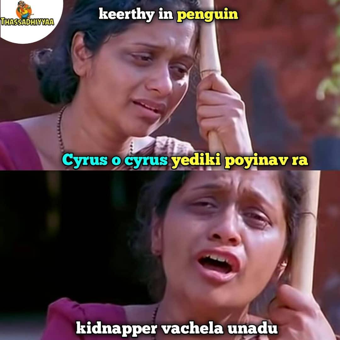 6. Penguin Movie Memes