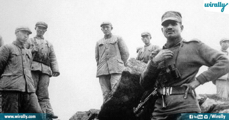 7 India China War 1962