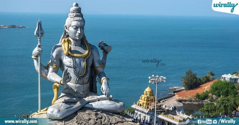 7 Maha Shiva Temples In India