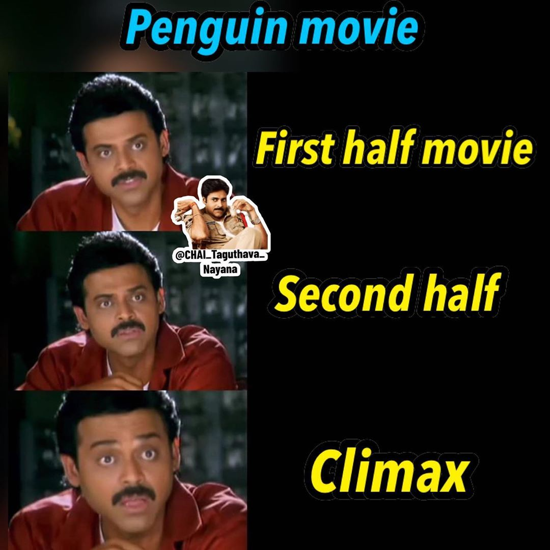 7. Penguin Movie Memes