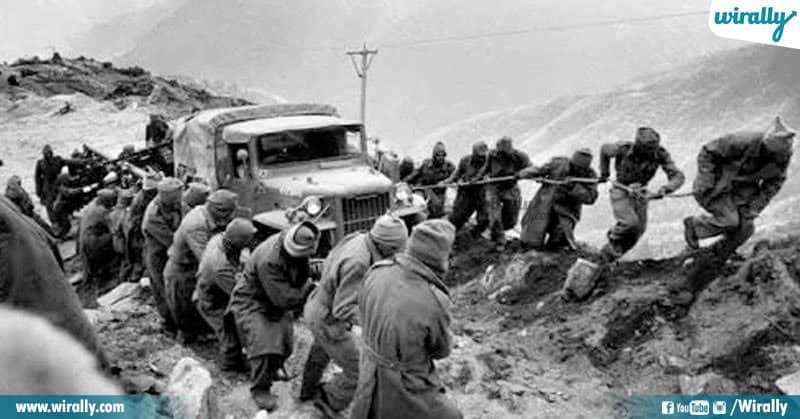 8 India China War 1962