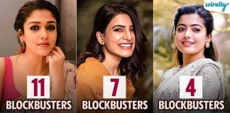 8 South Indian Actresses With Highest Number Of Blockbusters In This 21st Centur