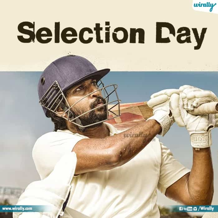 8 Selection Day 1