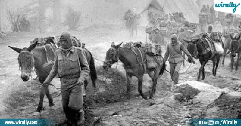 9 India China War 1962