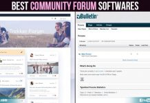 Best Community Forum Softwares